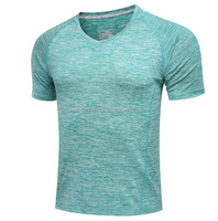 Polyester Spandex Cationic Single Jersey Tshirt
