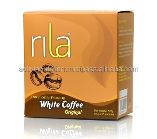 Original Flavour Malaysian White Coffee Instant Premium Quality Coffee Supplier