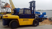 manufactured in japan used komatsu 25t forklift new arrival for sale