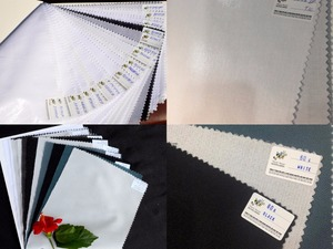Knitted Woven Fabric Fusible Interlining
