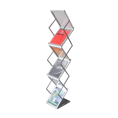 Catalogue Shelf,Literature holder,Brochure Stand