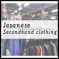 Clean Reasonable Safe Japan Used Clothes including name brand products