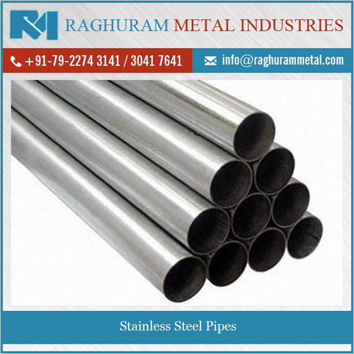 Highly Efficient Extremely Long Service 316 Stainless Steel Pipe for Sale
