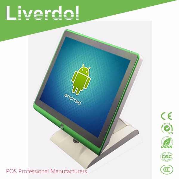 Mobile Android Pos Portable Terminal Ts 7003 With Nfc