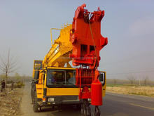 used Tadano crane AR2000M Japan all terrain crane 200 tons hot sale good performance in Shanghai