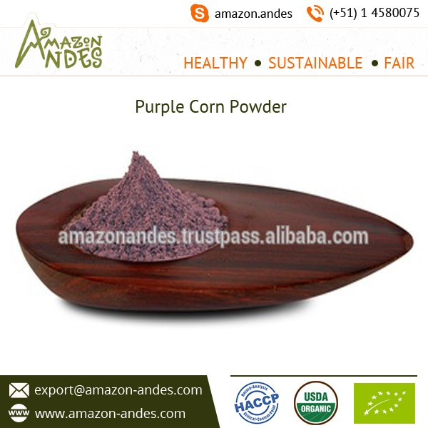 High Nutritional Value Best Quality Organic Purple Corn Exporter