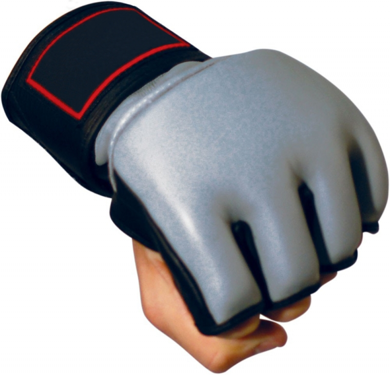 MMA Glove gym fingerless mma/ ufc/boxing gloves for fighting/grappling