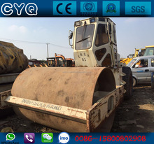 Used Ingersoll-Rand SD100 road roller,compactor,vibratory roller for sale (whatsapp: 0086-15800802908)