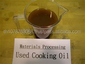 Used Cooking Oil / Waste Vegetable Oil