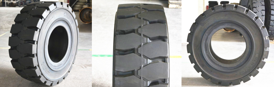 HOT Sale TOPOWER Solid forklift tyre 8.15-15