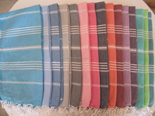 High quality Turkish pestemal hammam towel, wholesale peshtemal, Denizli textile towel