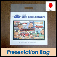 Original outstanding film shopping bag from Japan plastic bag factory