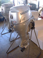 Used Honda 8HP Four Stroke Outboard Engine