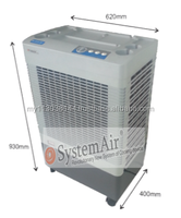 Evaporative Cooling System Portable Air Cooler