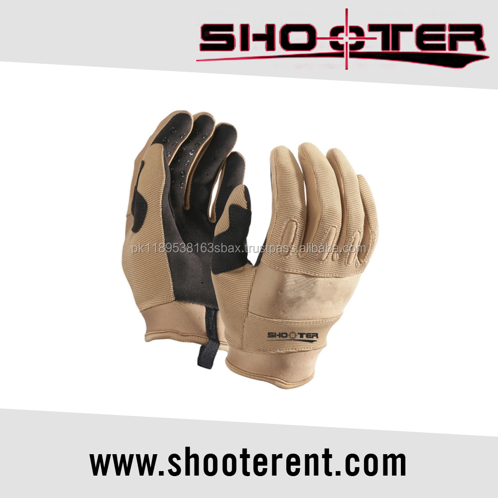 Military Tactical Hard Knuckle Full Finger tactical Gloves