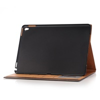 Smart PU Leather Tablet Case Cover for iPad Pro 9.7 inch - Brown