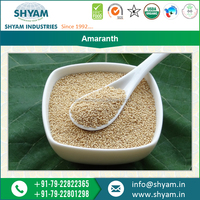 Pure And White Organic Amaranth at Lowest Price by Famous Brand