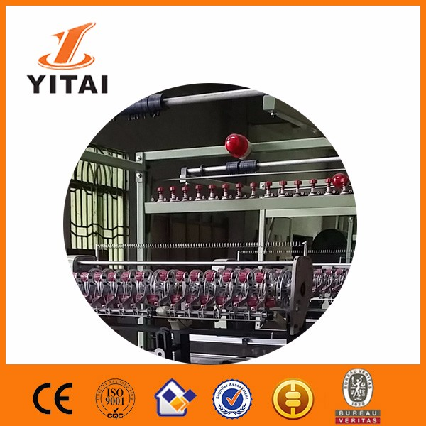Yitai High Speed Nylon Zipper Belt Needle Loom