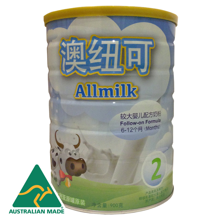 100% Australian Infant Formula Stage Two (2)