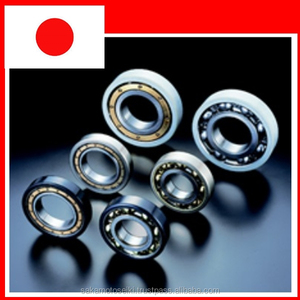Easy to use and Reliable Ball screw support bearings for industrial use