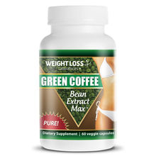 Highly Effecive Natural Blend Slimming Capsule - Green Coffee Weight Loss
