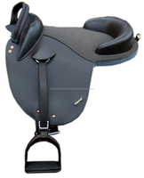LEATHER BABY SADDLE