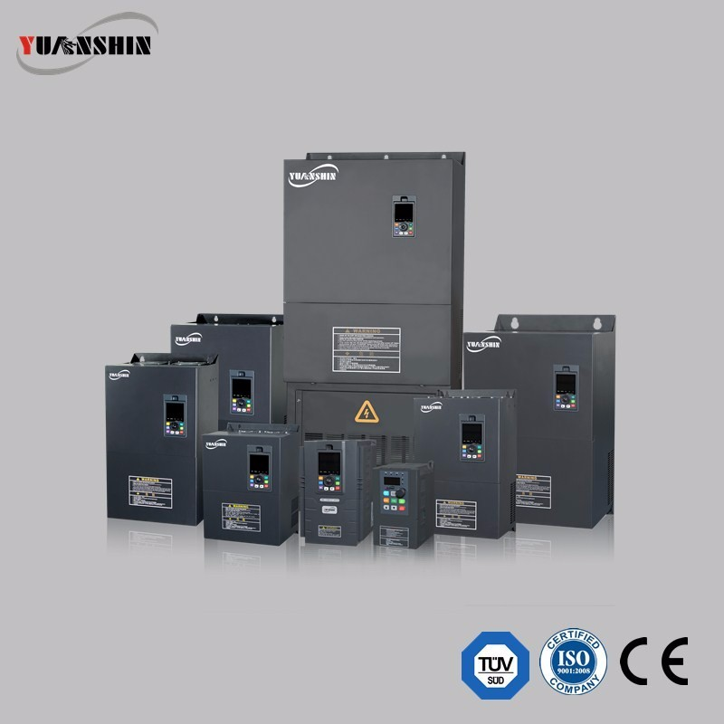Yuanshin Single Phase Frequency Inverter Ac Motor Drive 0