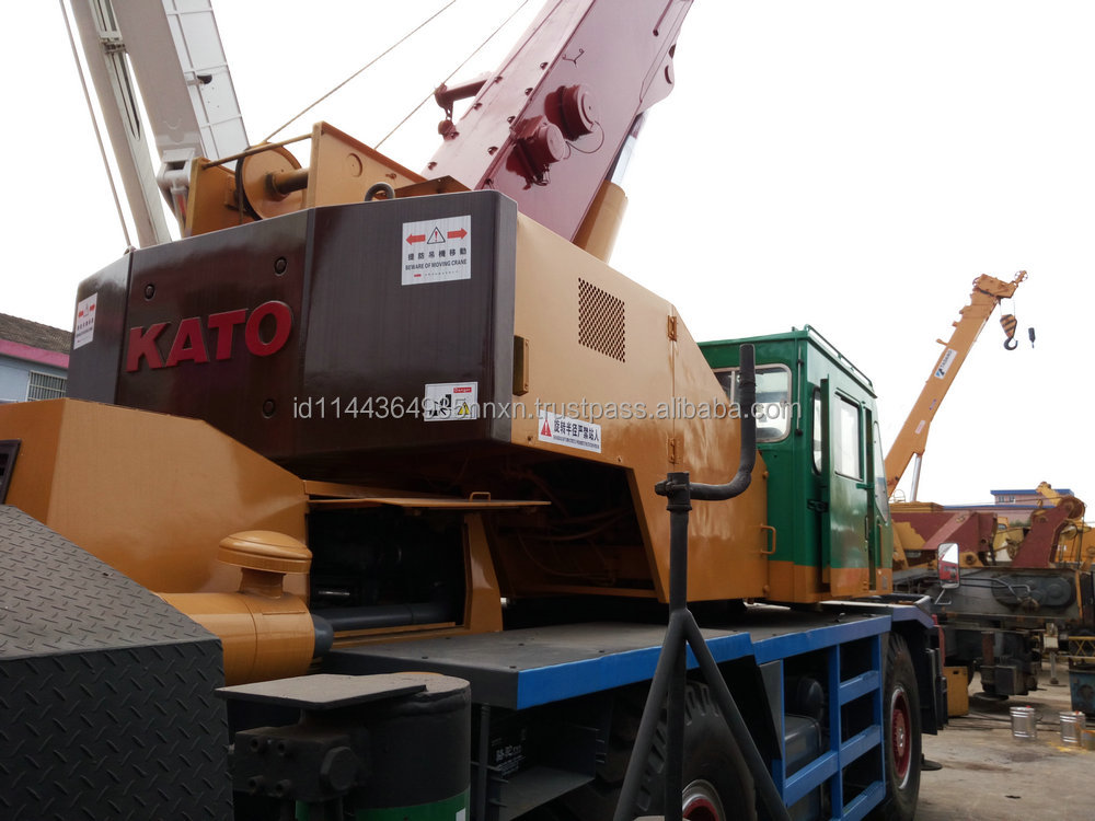 KATO KR500 50 ton SS500 50 ton used 70 ton crane High quality for sale