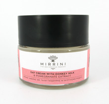 Day Cream with Pomegranate extract ,Collagen & 30% Donkey Milk with Vitamin E & A