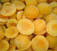 Canned fruits for canned yellow peach of frozen fruits