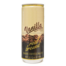 Best sell Ready To Drink Vanilla Milk Coffee In Can