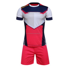 OEM wholesale sublimated custom cheap soccer team uniforms,sublimation customized soccer