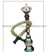 best quality indian Brass hookah 12 inches