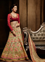 Indian lehenga choli\indian garba dance lehenga choli ghagra\fancy designer embroidery lehenga choli