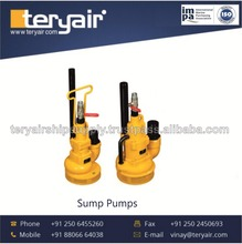 Exceptional Finish Standard Quality Sump Pumps for Sale