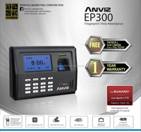 Biometrics Time and Attendance ANVIZ EP300