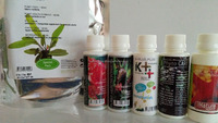 Liquid carbon supplements, bacterial suspension for plants and fish - Beginner's pack for new planted tank