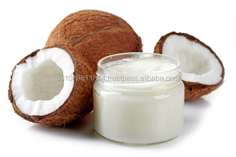 100% Natural and Healhty Coconut Oil Organic Virgin