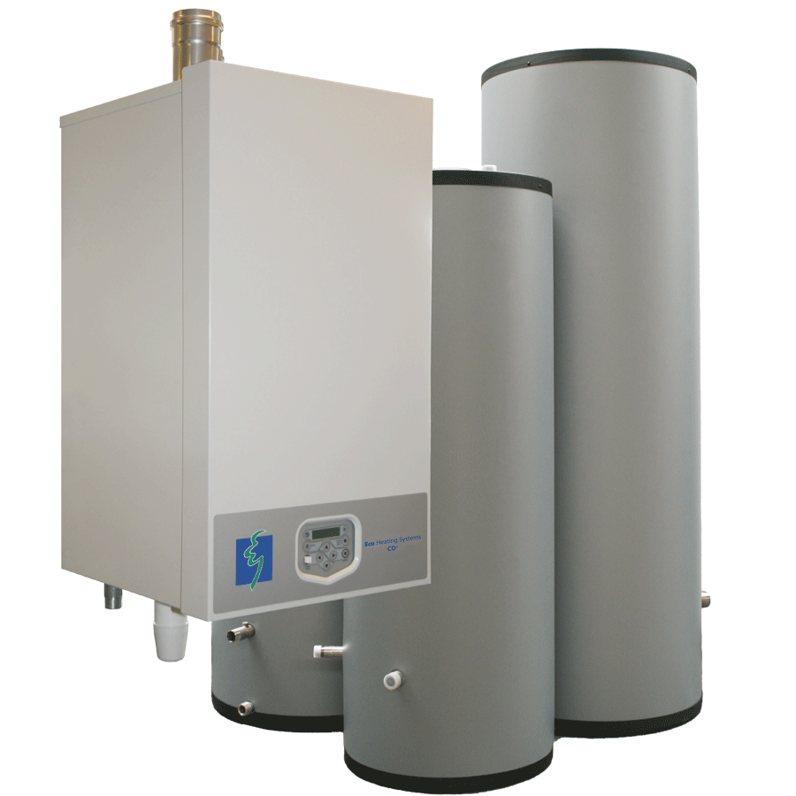 CD Condensing Direct Water Heater