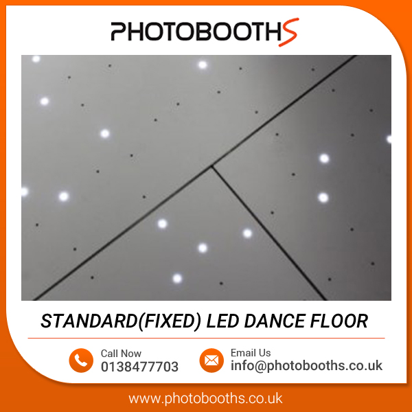 Buy Bulk Quantity of Disco Panels Star Light Up Starlit Standard LED Dance Floor