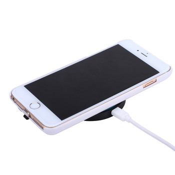 "Nucharger 4200mAh Slim External Battery Case power pack backup power bank QI-enabled wireless charger for 5.5"" iphone 6 plus or"