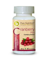 Pure Nutrition Cranberry Plus (Prevents Urinary Infection)