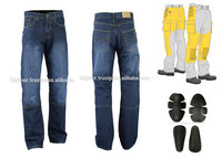 Men's Premium quality Kevlar lined Jeans for touring bike riding
