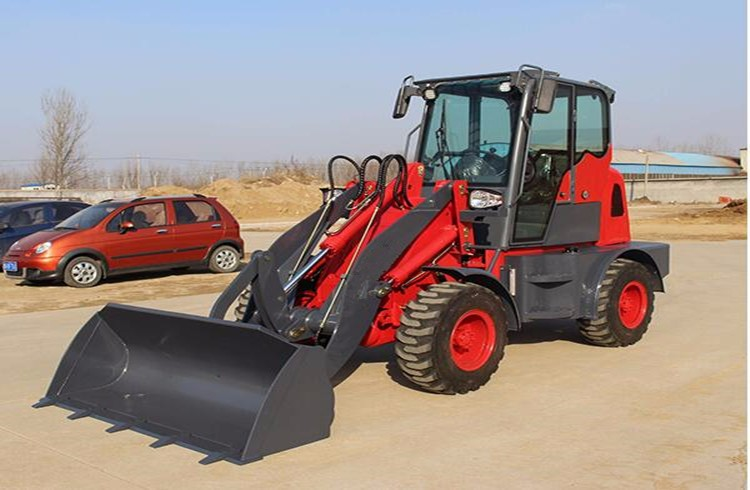 mini wheel loader HOT SALE 1-3TON MINI wheel loader
