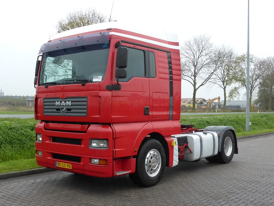 MAN Tractor Unit 18.390 XLX TGA (234254)