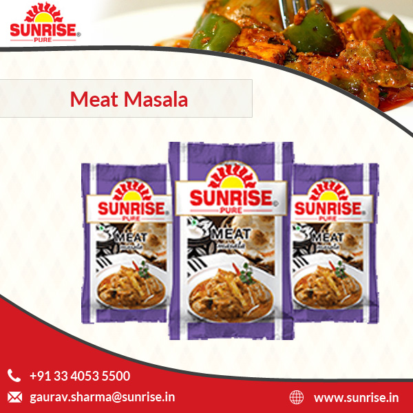 High Nutrition Reasonable Price Meat Masala
