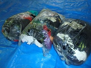 Used bales of no name clothing wholesale Man/Woman/Kids fashion exported from Japan TC-010-121