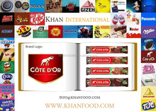 Cote Dor - Cote D'or Chocolate Single Bars - Cream - Nuts - Assorted - Praline