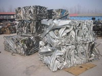 Pure 99.9% Aluminum Scrap 6063 / Alloy Wheels scrap