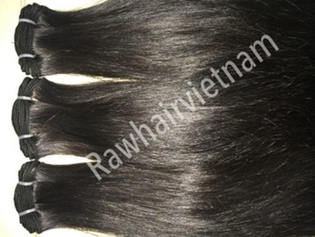 fast delivery high quality 100g/pac 8''-32'' virgin remy straight human hair extension